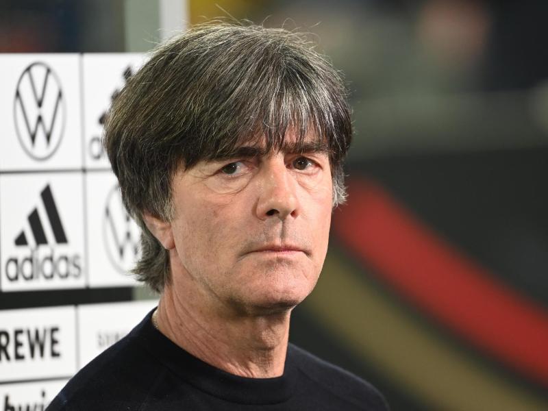 Bundestrainer Joachim Löw will vor allem an den Feinheiten seiner Mannschaft feilen. Foto: Federico Gambarini/dpa