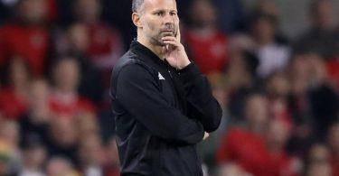 Wales muss bei der EMohne Trainer Ryan Giggs auskommen. Foto: Niall Carson/PA Wire/dpa