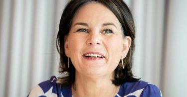 Die Kanzlerkandidatin der Grünen, Annalena Baerbock, bekommt gerade viel Gegenwind. Foto: Kay Nietfeld/dpa/Archivbild