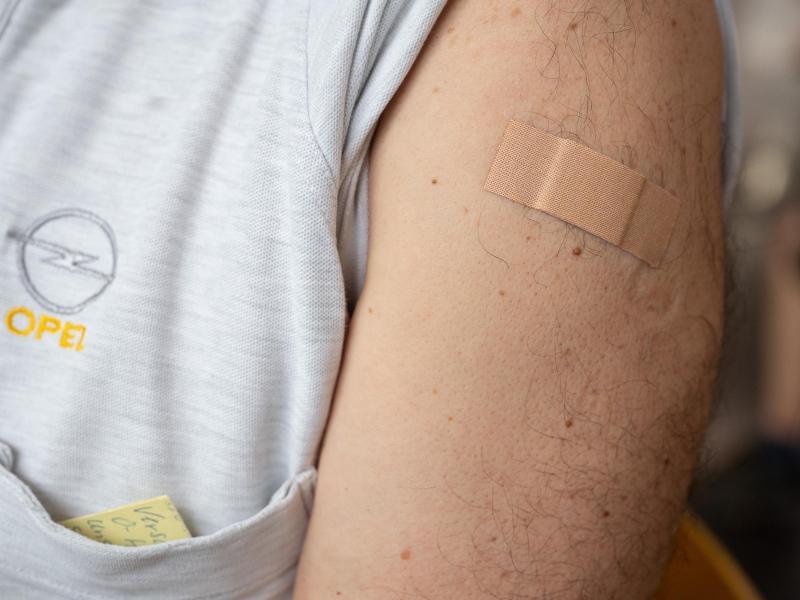 Inzwischen haben mehr als 40 Millionen Menschen in Deutschland mindestens eine Corona-Impfung erhalten. Foto: Sebastian Gollnow/dpa