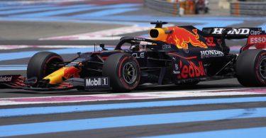 Fuhr im Training die Bestzeit: Max Verstappen. Foto: Francois Mori/AP/dpa