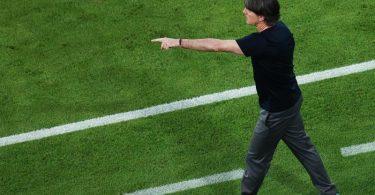 Bundestrainer Joachim Löw setzt auf Kontinuität. Foto: Christian Charisius/dpa