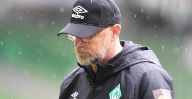 Muss Werder Bremen verlassen: Thomas Schaaf. Foto: Carmen Jaspersen/dpa