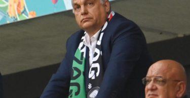 «Ob das Münchner Fußballstadion oder ein anderes europäisches Stadion in Regenbogenfarben leuchtet, ist keine staatliche Entscheidung», findet Ungarns Ministerpräsident Viktor Orban. Foto: Robert Michael/dpa-Zentralbild/dpa
