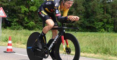 Möchte besonders in den Zeitfahren bei der Tour de France auftrumpfen:Tony Martin. Foto: Bernd Weißbrod/dpa