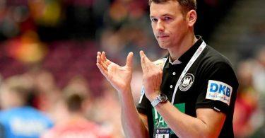 Wird Trainer der TSV Hannover-Burgdorf: Christian Prokop. Foto: Robert Michael/dpa-Zentralbild/dpa