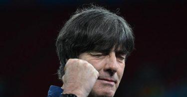 Weiter geht's gegen England: Das 197. war nicht das letzte Spiel von Joachim Löw als Bundestrainer. Foto: Federico Gambarini/dpa