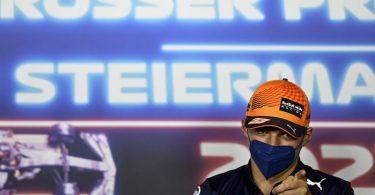 Konnte in Österreich schon zweimal gewinnen: Der Niederländer Max Verstappen. Foto: Christian Bruna/Pool EPA/AP/dpa