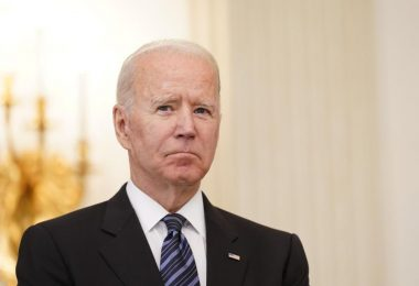 US-Präsident Joe Biden hat große Plänen für die Infrastruktur seines Landes. Foto: Susan Walsh/AP/dpa