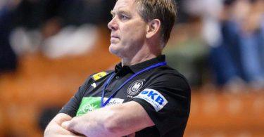 Muss beiOlympia auf einige Leistungsträger verzichten: Handball-Bundestrainer Alfred Gislason. Foto: Sascha Klahn/dpa