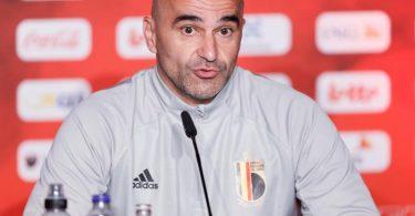Genießt in Belgien ein hohes Ansehen: Nationalcoach Roberto Martínez. Foto: Bruno Fahy/BELGA/dpa