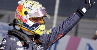 Max Verstappen holte die Pole Position. Foto: Darko Vojinovic/AP/dpa