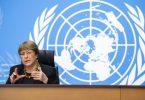 «Der jetzige Zustand ist unhaltbar»: Michelle Bachelet, UN-Hochkommissarin für Menschenrechte. Foto: Martial Trezzini/KEYSTONE/dpa