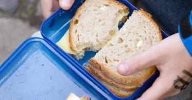 Kaum irgendwo ist die Pausenstulle besser aufgehoben als in einer klassischen Brotbox. Foto: Friso Gentsch/dpa/dpa-tmn