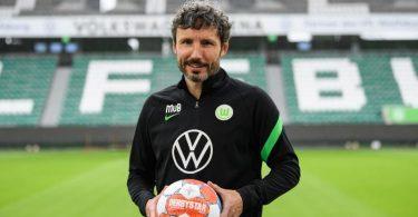 Mark van Bommel ist neuer Trainer des VfL Wolfsburg. Foto: Swen Pförtner/dpa
