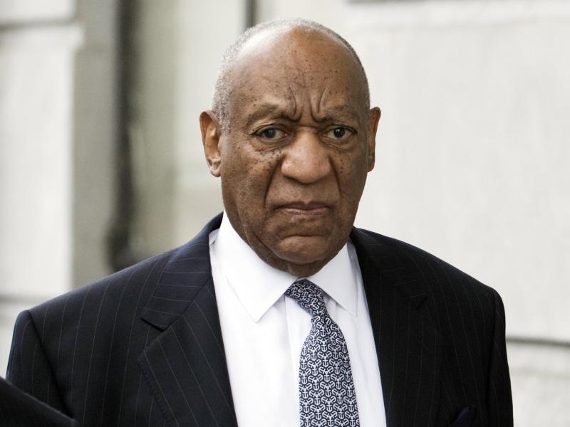 Bill Cosby, Schauspieler und Entertainer aus den USA, sitzt wegen sexueller Nötigung im Gefängnis. Foto: Chris Szagola/AP/dpa/Archivbild