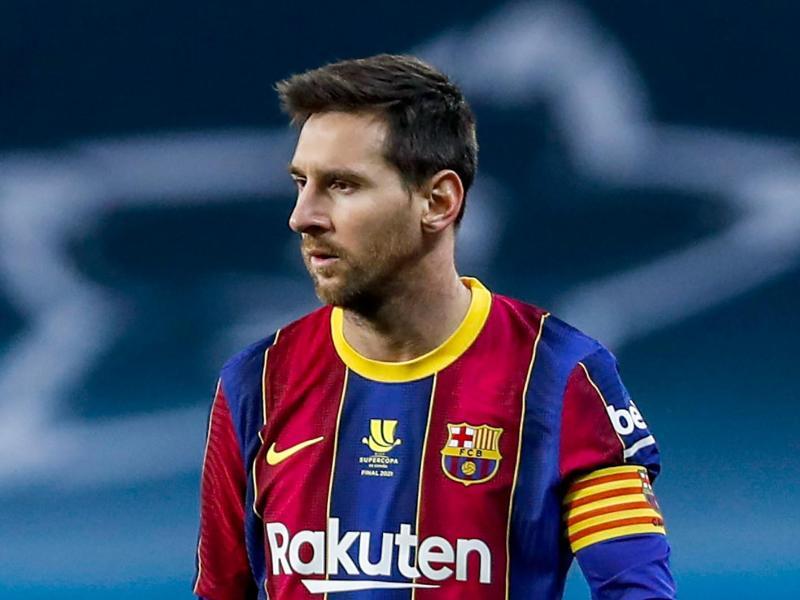 Zunächst gibt es keine Mitteilung über eine Vertragsverlängerung von Lionel Messi beim FC Barcelona. Foto: Miguel Morenatti/AP/dpa