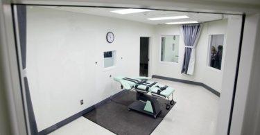 Im vergangenen Jahr wurden mehrere verurteilte Straftäter per Giftspritze hingerichtet. Foto: Eric Risberg/AP/dpa