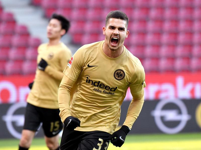 Soll in Leipzig für Tore sorgen: RB-Neuzugang André Silva. Foto: Torsten Silz/dpa