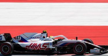 Früh beim Qualifying ausgeschieden: Mick Schumacher. Foto: Georg Hochmuth/APA/dpa
