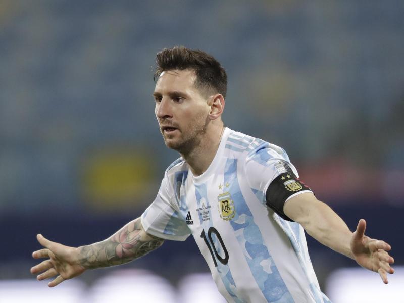 Steht mit Argentinien im Halbfinale der Copa América. Foto: Andre Penner/AP/dpa