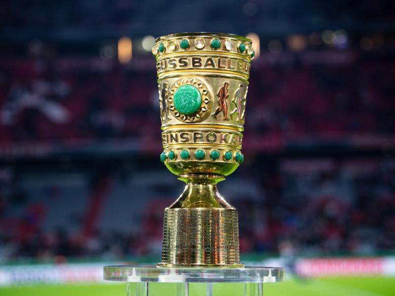 Die erste Pokalrunde findet vom 6. bis 9. August statt. Foto: Matthias Balk/dpa/Archivbild