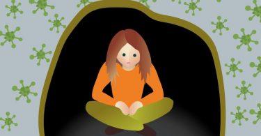 Trotz Lockerungen bei den Corona-Regeln bleiben manche Menschen lieber in ihrer «Höhle», anstatt rauszugehen. Fachleute sprechen vom «Cave-Syndrom». Foto: dpa-infografik GmbH/dpa-tmn
