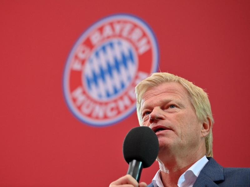 Hatte Anfang Juli den Vorstandsvorsitz beim FC Bayern von Karl-Heinz Rummenigge übernommen: Oliver Kahn. Foto: Sebastian Widmann/Getty Images Europe/ FC Bayern München/dpa