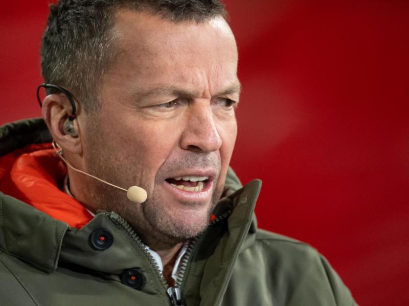 Glaubt an England und lobt die Italiener: Lothar Matthäus. Foto: Sven Hoppe/dpa