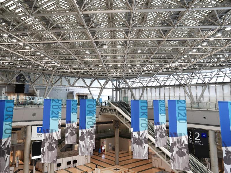 Vermutlich werden Veranstaltungen und Wettkämpfe, auch die Eröffnungszeremonie, nahezu ohne Zuschauer in Tokio stattfinden. Foto: Cao Can/XinHua/dpa