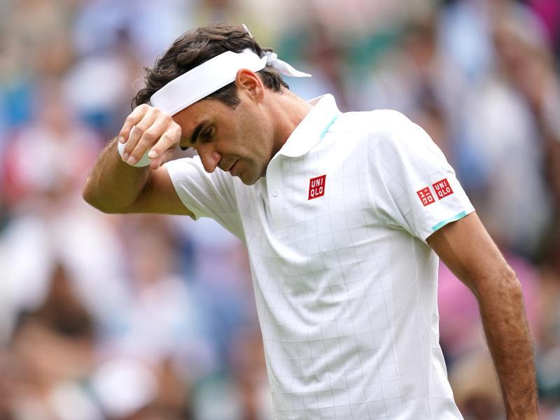 Ist in Wimbledon ausgeschieden: Roger Federer. Foto: John Walton/PA Wire/dpa