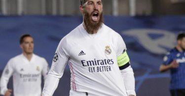 Sergio Ramos wechselt nach 16 Jahren in Madrid zu Paris Saint-Germain. Foto: Bernat Armangue/AP/dpa