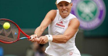 Angelique Kerber hat in Wimbledon das Endspiel verpasst. Foto: John Walton/PA Wire/dpa