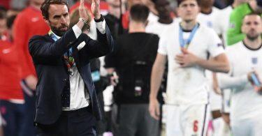 Muss die Niederlage im EM-Finale erst einmal verdauen: England-Coach Gareth Southgate. Foto: Paul Ellis/Pool AFP/AP/dpa