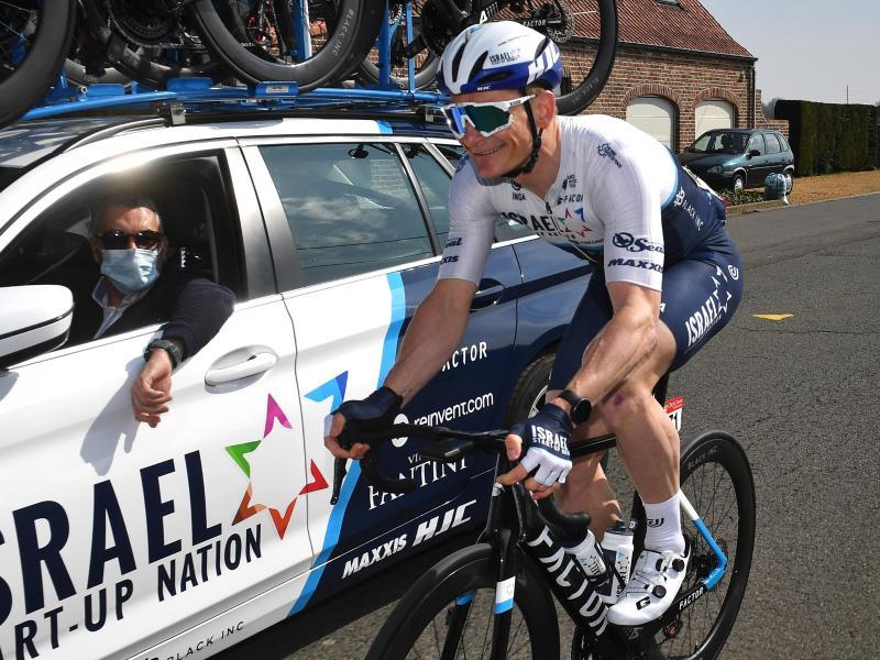 War eigentlich gar nicht für die Tour de France eingeplant: André Greipel. Foto: David Stockman/BELGA/dpa