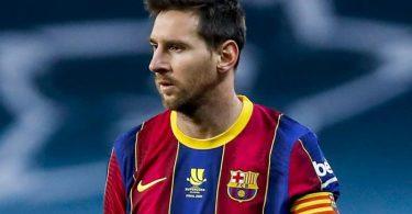 Bleibt nach dem Bericht einer katalanischen Sportzeitung wohl beim FC Barcelona: Lionel Messi. Foto: Miguel Morenatti/AP/dpa