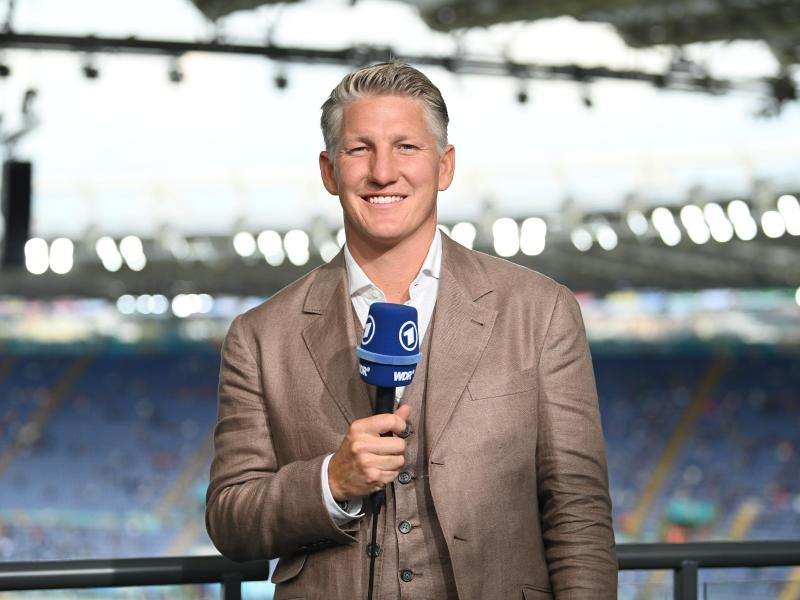 Bleibt Fußball-Experte bei der ARD: Bastian Schweinsteiger. Foto: Matthias Balk/dpa