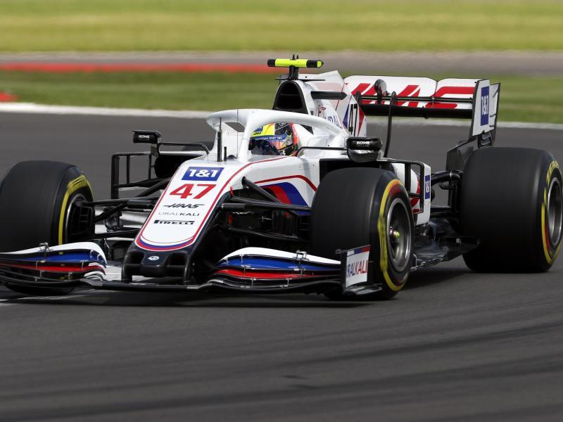 Verpasste die Runde der zehn schnellsten Fahrer: Mick Schumacher vom Team Haas. Foto: Bradley Collyer/PA Wire/dpa