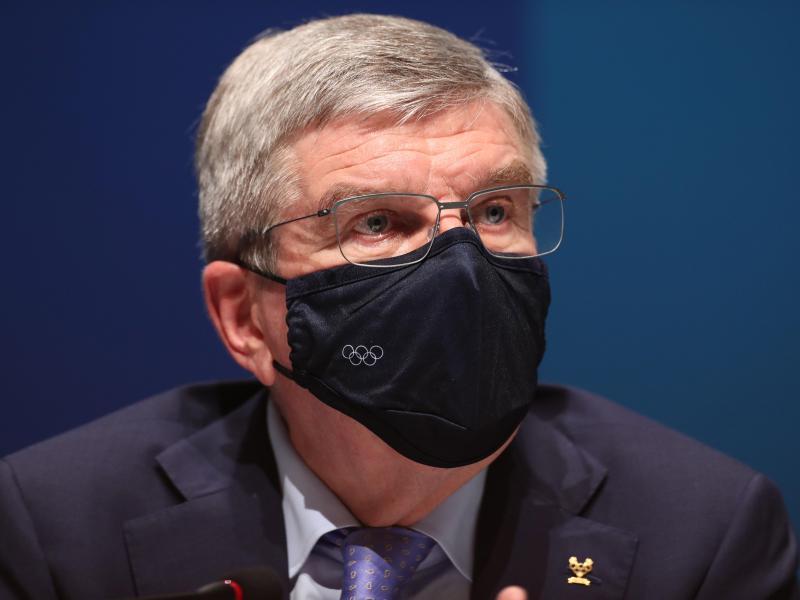 Thomas Bach, Präsident des Internationalen Olympischen Komitees (IOC). Foto: Ding Xu/XinHua/dpa