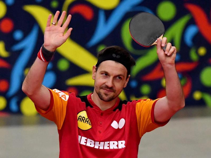 Hofft auf eine Olympia-Medaille in Tokio: Tischtennis-Star Timo Boll. Foto: Piotr Nowak/PAP/dpa