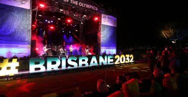 Die Olympischen Sommerspiele 2032 finden in Brisbane statt. Foto: Jason O'brien/AAP/dpa