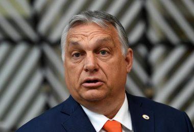 Viktor Orban, Ministerpräsident von Ungarn. Foto: John Thys/AFP/AP/dpa