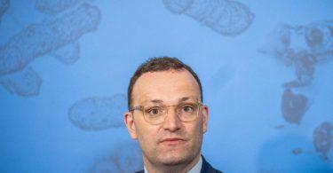 Jens Spahn (CDU), Bundesminister für Gesundheit. Foto: Michael Kappeler/dpa-pool/dpa