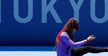 Steht in Tokio besonders im Fokus: Tennis-Star Naomi Osaka. Foto: Wang Lili/XinHua/dpa