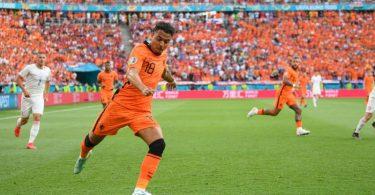 Der Transfer des niederländischen Nationalspielers Donyell Malen zum BVB steht vor dem Abschluss. Foto: Robert Michael/dpa-Zentralbild/dpa