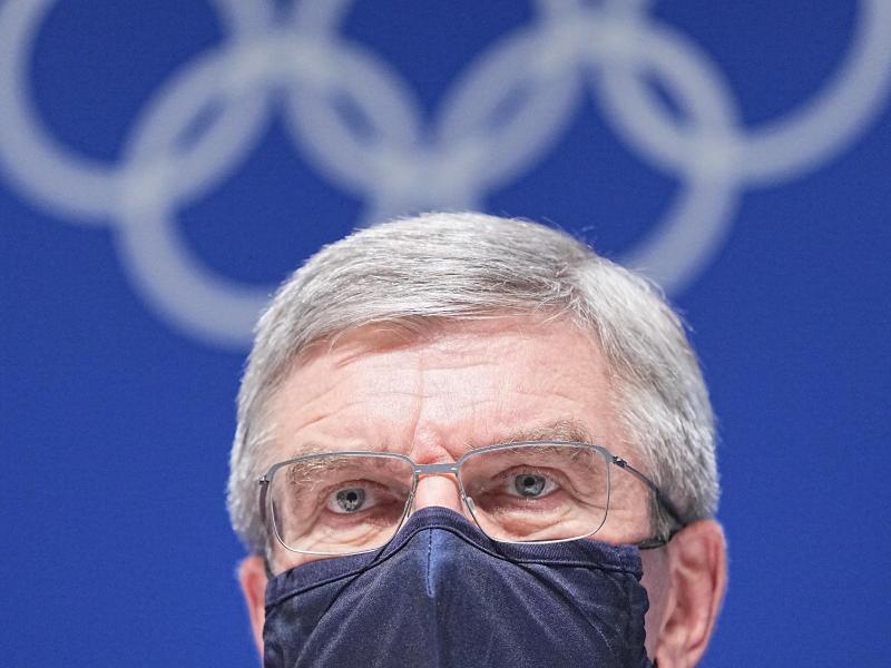 Thomas Bach ist der Präsident des IOC. Foto: Michael Kappeler/dpa
