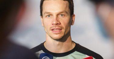 Für Patrick Hausding sind es die letzten Olympischen Spiele. Foto: Frank Rumpenhorst/DOSB/dpa