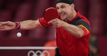 Boll hat auch bei seinen sechsten Olympischen Spielen die erhoffte erste Medaille im Einzel verfehlt. Foto: Kin Cheung/AP/dpa