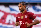Bayern-Profi Serge Gnabry ist hochmotiviert. Foto: Sven Hoppe/dpa