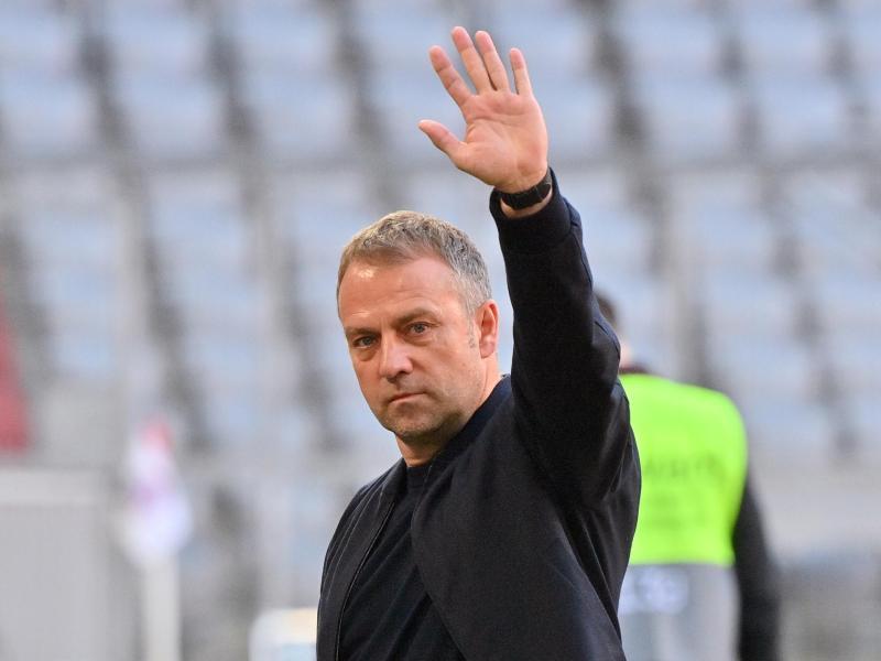 Hat sein Amt als Bundestrainer angetreten:Hansi Flick. Foto: Peter Kneffel/dpa-Pool/dpa